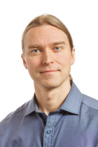 Juha Grönholm HUS